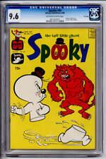 SPOOKY #93 CGC NM+ 9.6 1966 HARVEY COMICS CASPER FILE COPY