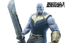 "1:6 Thanos Double-edged Blade knife Figure Scene Toy Fit 12"" Collectible Model"