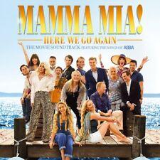 MAMMA MIA! HERE WE GO AGAIN   CD NEU