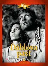 Dablova past (Devil's Trap, The) DVD digipack Czech movie 1961 English subtitles