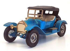 Matchbox Models Of Yesteryear Y-8 - 1914 Stutz Roadster - Blue