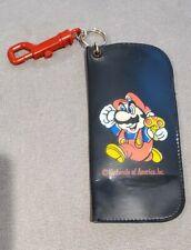 Vintage Nintendo Of America, Inc. Super Mario Childrens Glasses Eyeglass Case