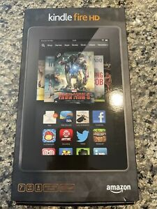 Amazon Fire HD 7 (4th Generation) 8GB, Wi-Fi, 7in - Black