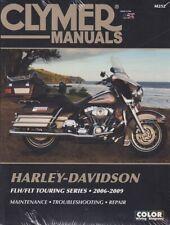 2006-2009 Harley Davidson Flh Flt Touring Clymer Repair Service Manual M252 (Fits: Harley-Davidson)