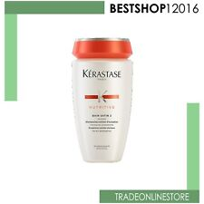 Kerastase Nutritive Bain Satin 2 Irisome 250 ml | Shampoo Capelli secchi DONNA