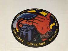 Usato 1x Sottobicchieri BREITLING Drink Coasters Cartone Paper For Collectors