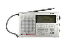 TECSUN PL600 (Silver) PLL FM/Stereo MW LW SW SSB << ENGLISH VERSION >>