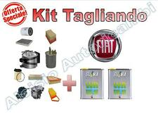 KIT TAGLIANDO FIAT BRAVO 1.6 MTJ 105/120cv 2007-> OLIO SELENIA WR 5W40 + FILTRI