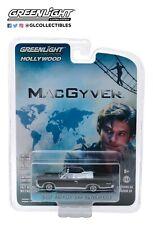 GreenLight 1/64 MacGyver 1967 Pontiac GTO Convertible 44840-F