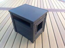 New Age Pet Litter Loo Litter Box-Black