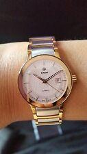 Rado Centrix Ladies Automatic Watch Great Condition Two Tone Bracelet