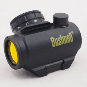 Bushnell Trophy TRS-25 Red Dot Sight 3 MOA Riflescope Matte Black for Hunting