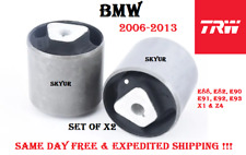 06-13 BMW E88 E82 E90 E92 E93 X1 Z4 Front Lower Control Arm Bushing Set (2 PC)