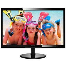 Philips 246V5LHAB/00 24 Zoll Full HD LED-Monitor 2x2Watt HDMI VGA 1ms