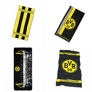 BVB Microfaser-Handtuch  180 x 75 cm Borussia Dortmund