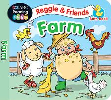ABC Reading Eggs - Reggie & Friends Bath Books - FARM