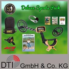 Garrett ACE 250 Deluxe Sports Pack Metalldetektor, Metallsonde