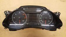 Audi A4 B8 Tableau de bord Tableau de Bord Compteur De Vitesse Speedo Cluster 8K0920981D