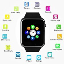 Best Smart Watch Bluetooth Smartwatch With Camera Steps Call SMs mp3 Touch