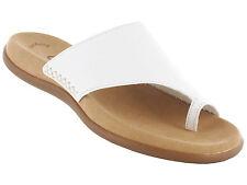 Gabor Damen-Sandalen & -Badeschuhe-Zehentrenner aus Echtleder