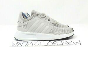 Adidas Originals X_Plr Grey Running Shoes Toddler BY9960 sz 8