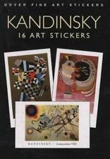 Kandinsky, Wassily-Kandinsky 16 Art BOOK NEW