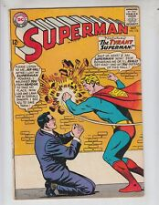 "Superman 172 VG+ (4.5) 10/64 ""The Tyrant Superman!"""