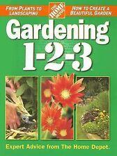Gardening 1-2-3 (Home Depot 1-2-3)