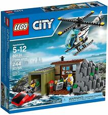 LEGO® City 60131 Gaunerinsel NEU OVP_ Crooks Island NEW MISB NRFB 60130