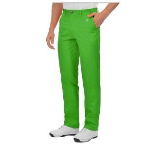 Lesmart Men's Green Golf Pants 34w New NWT