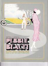 37th Annual Concours d'Elegance Pebble Beach Aug 1987 Cord L-29 Bentley 8 Litre