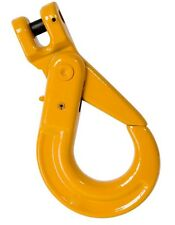 8mm Clevis Self Locking Hook G80 Alloy Steel Lifting 4x4 Chain Rigging