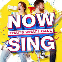 Various Artists : Now That's What I Call Sing CD 3 discs (2017) ***NEW***