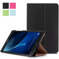 Custodia Smart cover per Samsung Galaxy Tab A 10.1 (2016) T580 T585 case stand