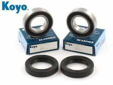 Yamaha yz 125 2006 genuine koyo front wheel bearing & seal kit