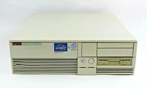 Rare Vintage Digital DEC Venturis 575 Desktop PC Pentium 75MHz 72MB RAM 426MB HD