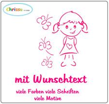 Kinderaufkleber Autoaufkleber Babyaufkleber Geschwister Prinzessin Wunschtext 1