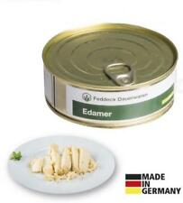 MRE Canned CHEESE 200g EDAM EDAMER  Food Ration MRE Proppers Camping Survival