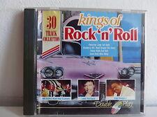 CD ALBUM Kings of rock n roll BILL HALEY LITTLE RICHARD FATS DOMINO GRF008