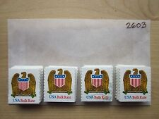 # 2603 x 100 Used US Stamps  Eagle and Shield Issue  see our other lots