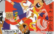 FRANCE TELECOM PHONECARD FOOTBALL WORLD CUP 1998 50 UNITS