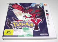 Pokemon Y Version Nintendo 3DS 2DS Game *Complete*