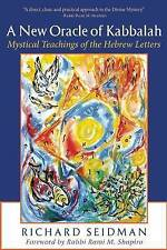 NEW A New Oracle of Kabbalah: Mystical Teachings of the Hebrew Letters