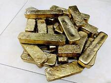600g Barren, Pc-Gold, Schmelzgold, Pc-Schrott, Pc-Goldbarren Goldschrott
