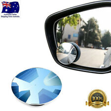 Blind Spot Mirror Rimless Ultra HD Glass Wide Angle 360° Rear View Adjustable