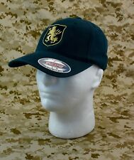 NSWDG Gold Squadron Flexfit Brand Baseball Cap L-XL DEVGRU Gold Team Ball Cap