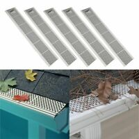 Gutter Guard 3 Inch Expand Aluminum Downspouts Filter