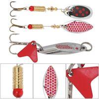 16Pcs Fishing Lures Crankbaits Hook Minnow Baits Tackle Crank Fishing Tackle Kit