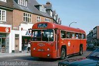 London Transport RF437 Weybridge High St March 1979 Bus Photo