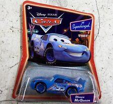 Disney Pixar Cars Dinoco McQueen SUPERCHARGED **GENUINE*SEALED** P142-A3